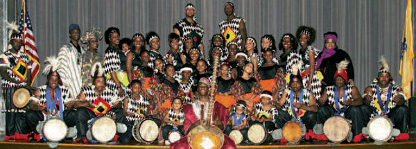 Universal Afrtican Dance and Drum Ensemble